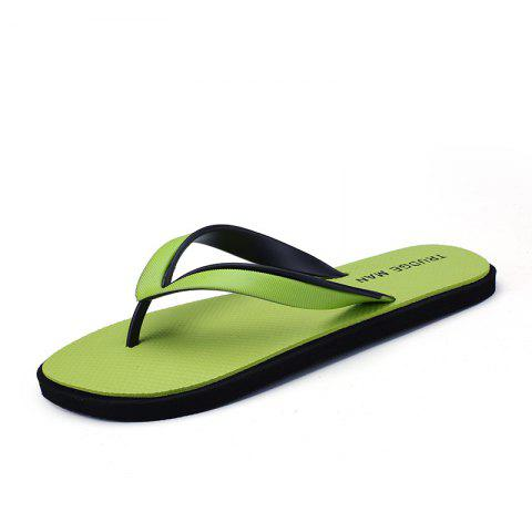 Trendy Comfortable Beach Flip Flops Slippers for Men