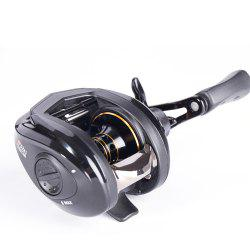 Abu Garcia PRO MAX3 Series High Speed 7+1 Ball Bearing Carbon Fiber Baitcast Fishing Reel -