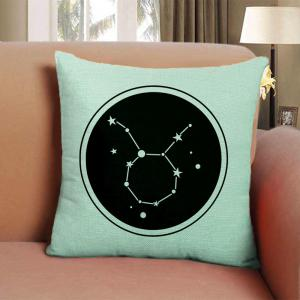 Abstract Constellations Cotton Cushion Sofa Home Furnishing Decor Pillowcase -