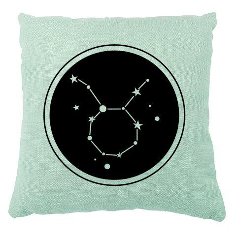 Fancy Abstract Constellations Cotton Cushion Sofa Home Furnishing Decor Pillowcase