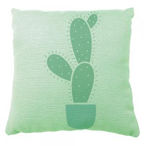Cactus Party Decoration Pillow Case Sofa Bedroom Available Cusion Cover -