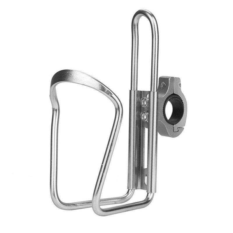 Latest Water Bottle Cages Bicycle Alloy Aluminum Lightweight Holder Brackets