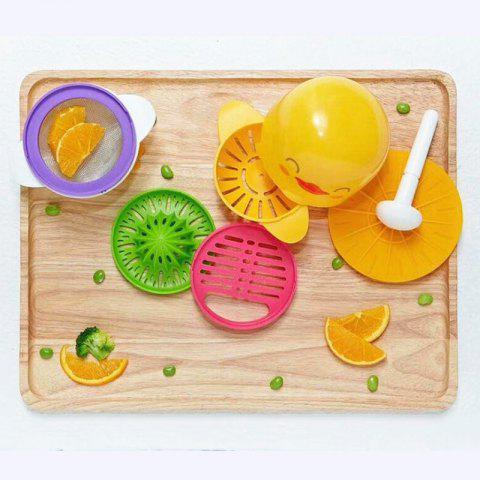 Affordable Berz Infant Feeding Kits Juice Extractor / Lapping Plate / Filter Net / Grinding Disc / Bowl / Sucker / Grinding Rods
