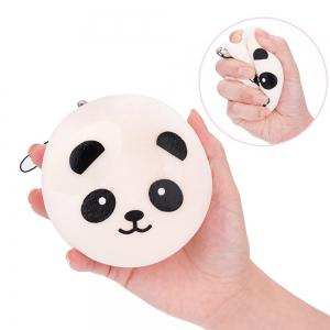 Jumbo Squishy Panda Bread Stress Relief Soft Toy for Kids and Adults 2PCS -