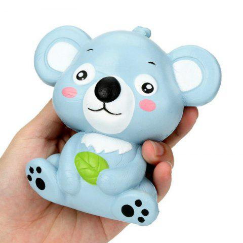 Discount Jumbo Squishy PU Slow Rising Stress Rebound Toy Cute Little Raccoon for Adults