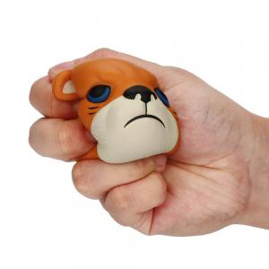 Jumbo Squishy Slow Rising Kawaii Cute Cartoon Tiger Toys -