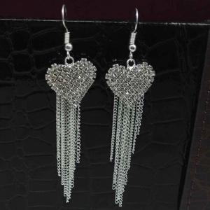 The Fashion Alloy Tipped with Lady's Ear Ring -