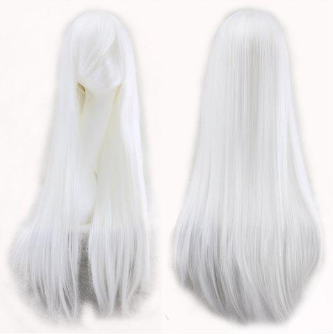 Discount Color Long Straight Hair Cosplay Wig