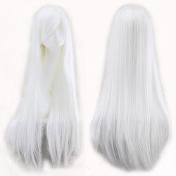Color Long Straight Hair Cosplay Wig -