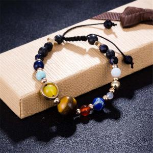 River Solar System Eight Planets Bracelets -