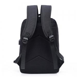 Canvas Large-Capacity Fashion Wild Simple Color Travel Male Travel Backpack -