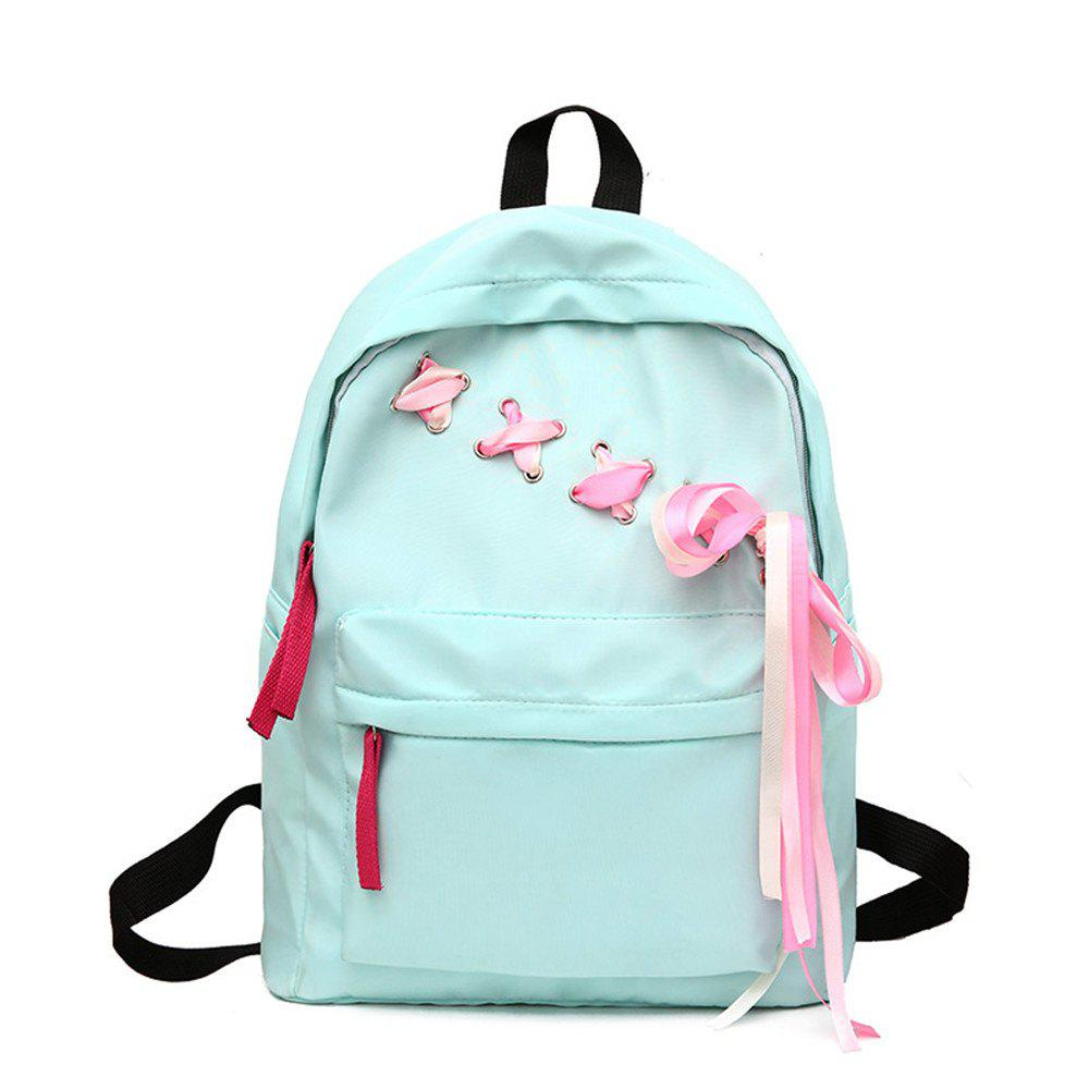 b9e015e52eb3 Best Canvas Small Fresh Fashion Wild Tide Simple Large-Capacity Female  Travel Backpack