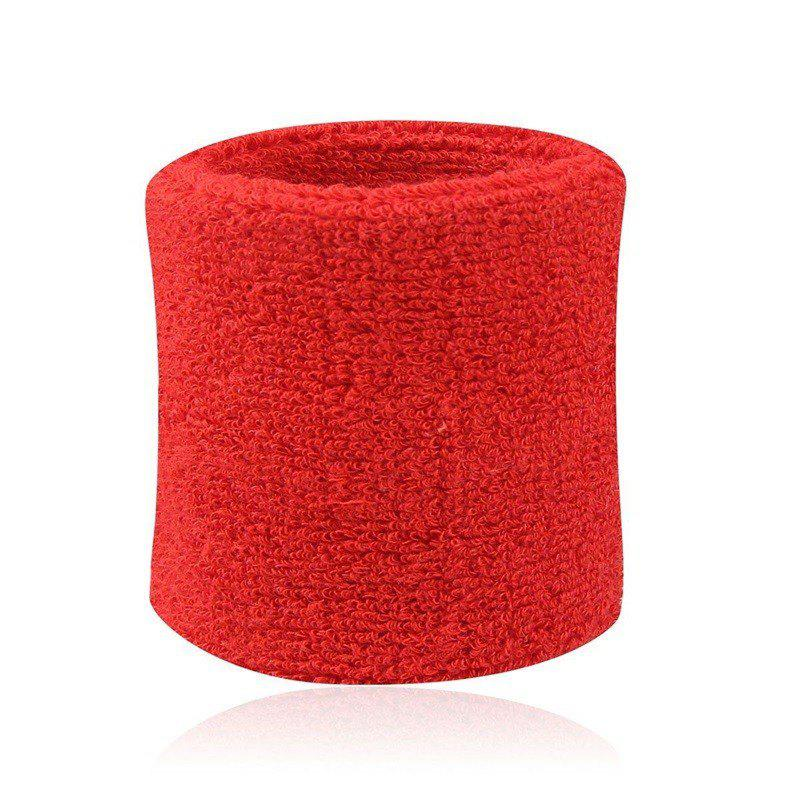 Shops 1PCS Basketball Wristbands Sports Gym Accessories