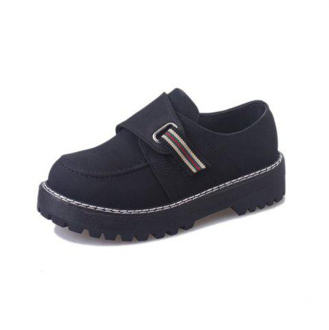 Chic Flat Shoes with Round Head Casual Shoes