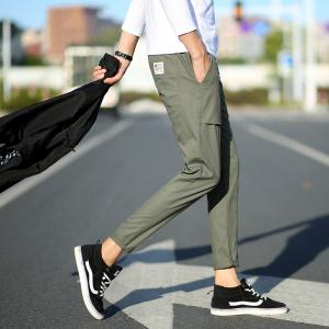 New Youth Leisure Trend Men's Trousers -