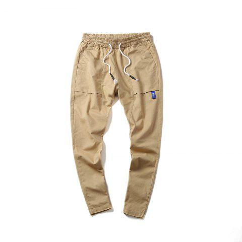 Chic New Youth Leisure Trend Men's Trousers
