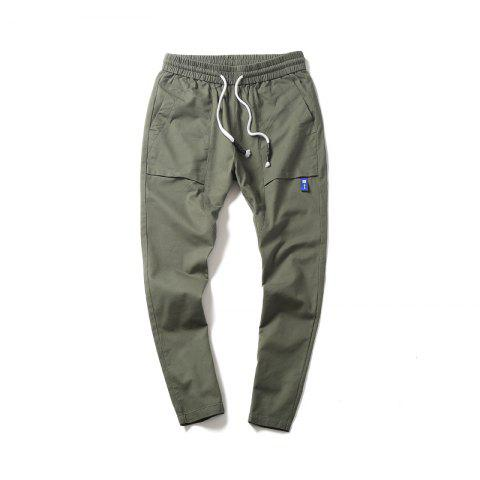 Affordable New Youth Leisure Trend Men's Trousers