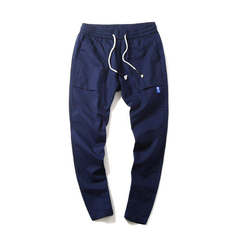 Online New Youth Leisure Trend Men's Trousers
