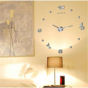 Large Size Creative Silent Wall Clock -