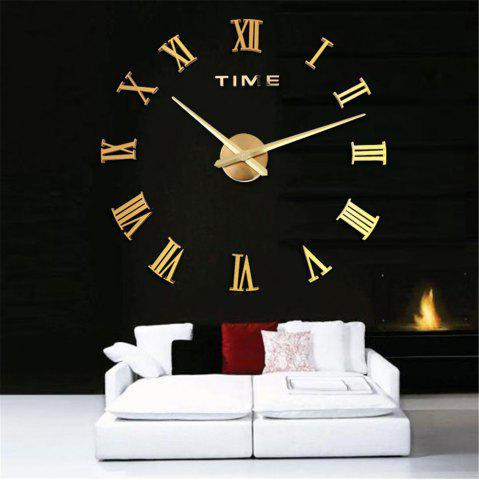Latest Simple Creative Fashion Wall Clock for Living Room