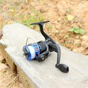 Spinning Fishing Reel  Front Drag Body Carp -