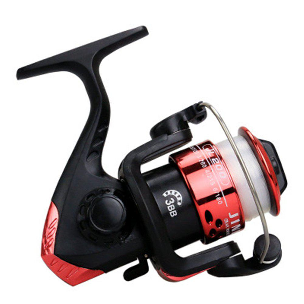 New Spinning Fishing Reel  Front Drag Body Carp