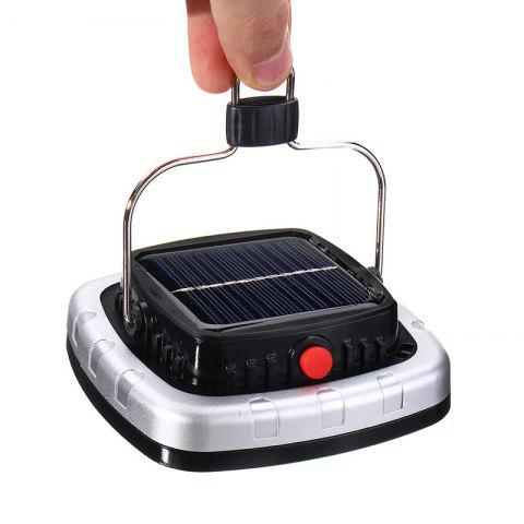 Unique New Portable 3W 300LM COB LED Solar Lantern USB Rechargeable Camping Tent Light Emergency Lamp