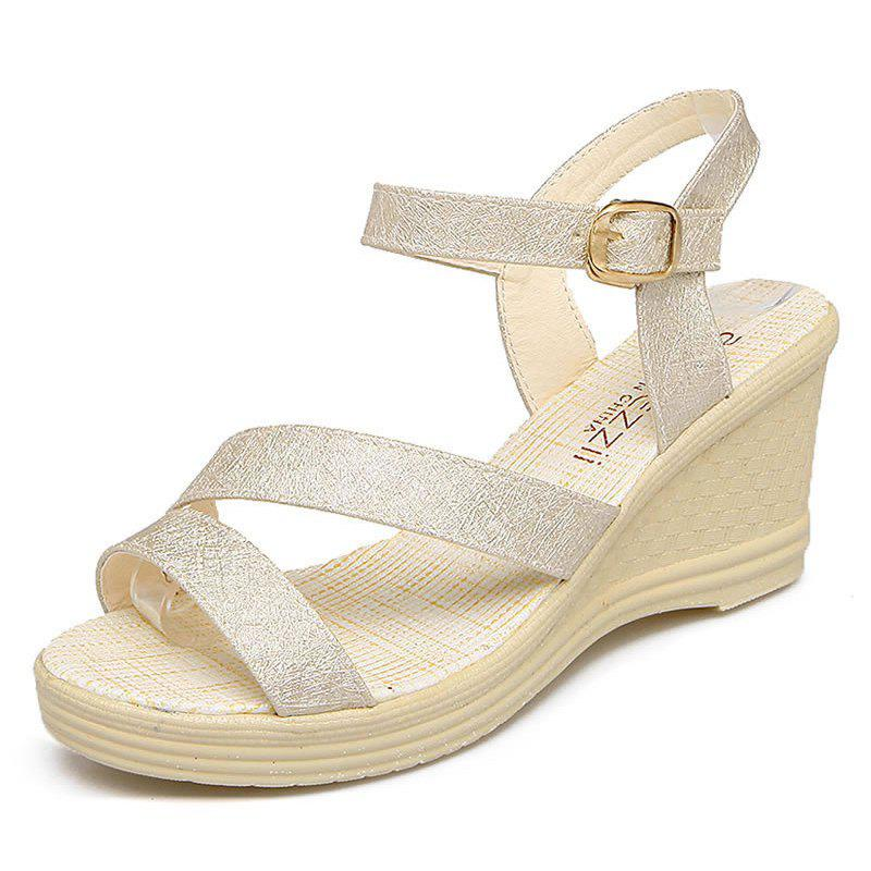 Shops New Fashion Leisure  High Heel Women's Sandals