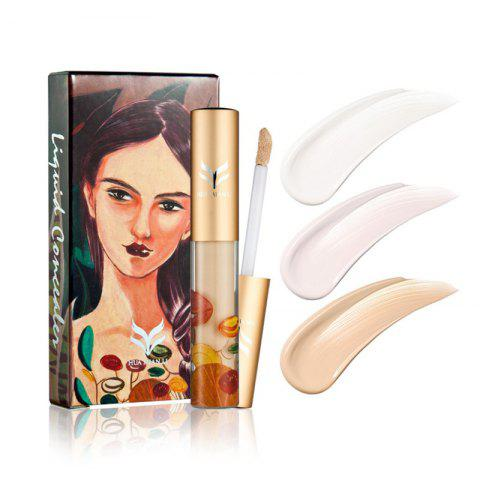 Fashion HUAMIANLI Liquid Face Base Brightening Skin Full Cover Concealer