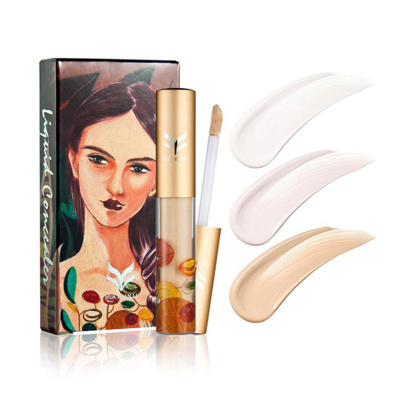 Best HUAMIANLI Liquid Face Base Brightening Skin Full Cover Concealer