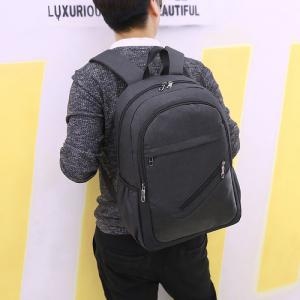 High-Capacity Student Bags Simple and Lightweight -