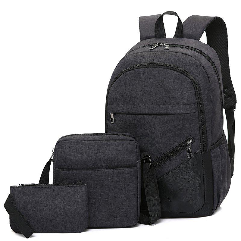 Latest High-Capacity Student Bags Simple and Lightweight