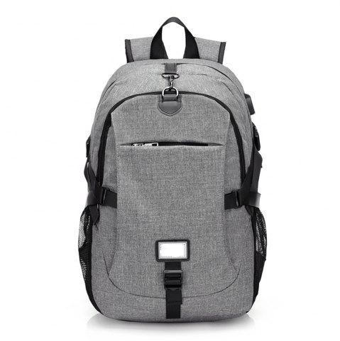Shops Anti-Theft Backpack Early Schoolbag External Charging Interface