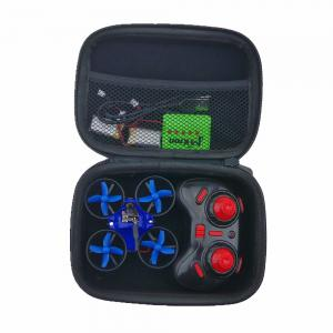 Waterproof Case Quad Box with Foam Liner  for Inductrix FPV Micro Quadcopter JJRC H36 / Eachine E010 / Blade Inductrix -