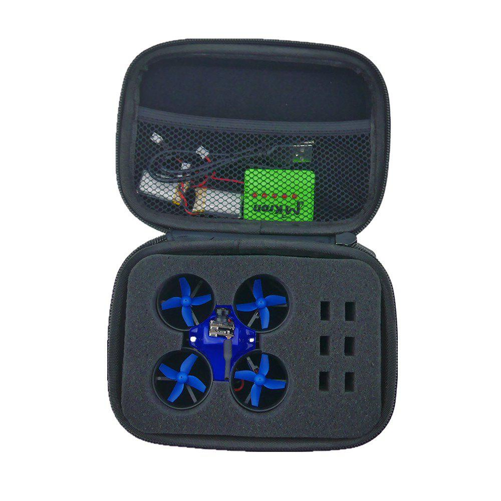 Outfit Waterproof Case Quad Box with Foam Liner  for Inductrix FPV Micro Quadcopter JJRC H36 / Eachine E010 / Blade Inductrix