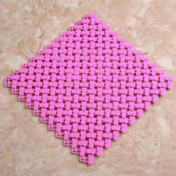 Small Plastic Bathroom Anti-slip Pad -