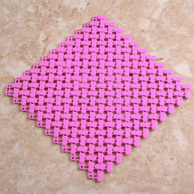 Fancy Small Plastic Bathroom Anti-slip Pad