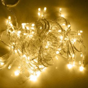 JIAWEN 10m Flash 100-LEDs RGB Light Christmas LED Strip Light Lamp 110V -