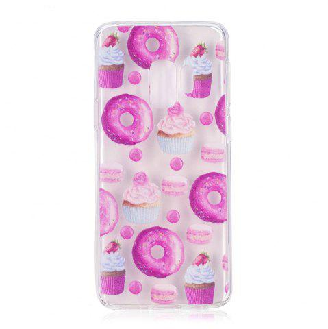 Shops TPU Material Painted Phone Case for Samsung Galaxy S9