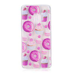 TPU Material Painted Phone Case for Samsung Galaxy S9 -