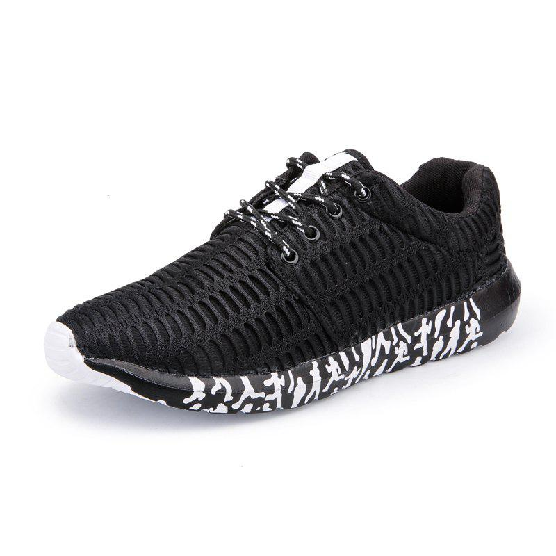 Store ZEACAVA Men's New Running  Breathable Sneakers Outdoor Sport Shoes