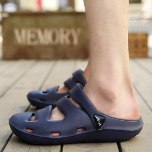 ZEACAVA Summer Men's Casual Sandals Lightweight Garden Shoes -