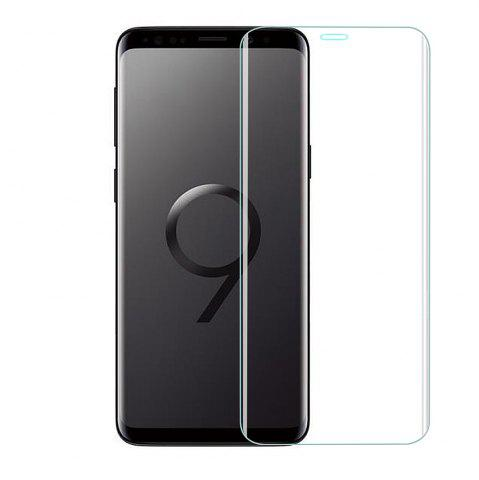 Latest Minismile 3D Ultra-thin 9H Full Screen Explosion-Proof Tempered Glass Film Screen Protector for Samsung Galaxy S9