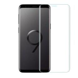 Minismile 3D Ultra-thin 9H Full Screen Explosion-Proof Tempered Glass Film Screen Protector for Samsung Galaxy S9 -