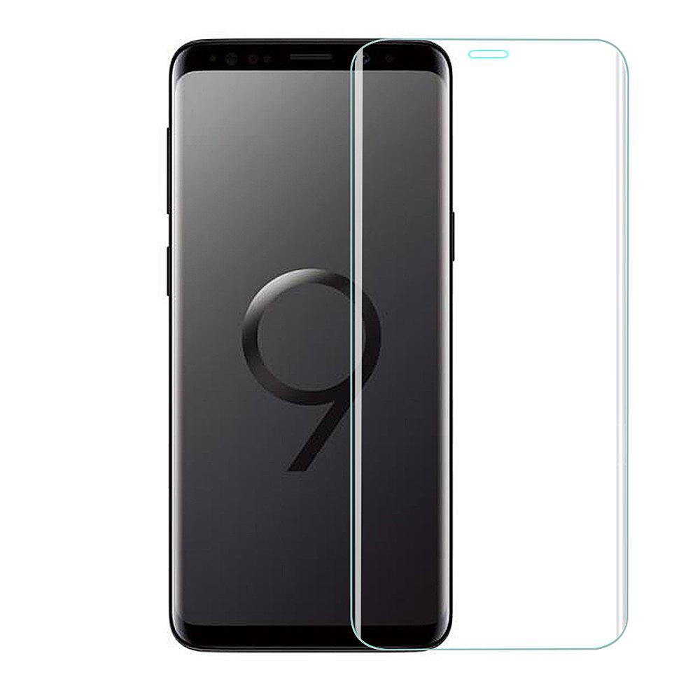 Affordable Minismile 3D 9H Full Screen Explosion-Proof Tempered Glass Film Screen Protector for Samsung Galaxy S9 Plus