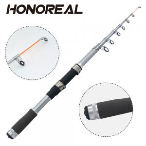 Portable Boat Telescopic Spinning Fishing Rod for Sea -
