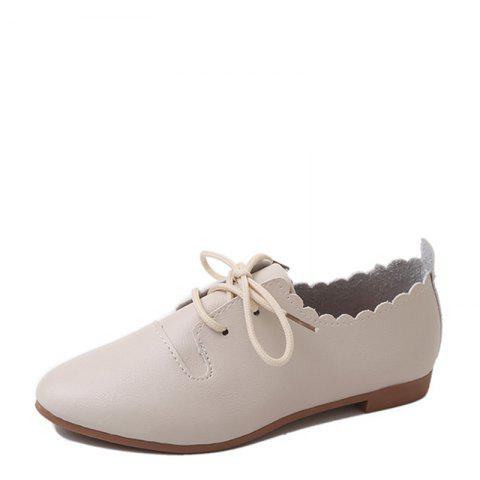 Latest Spring and Autumn Period and The New Flat with Soft Bottom Women's Shoes