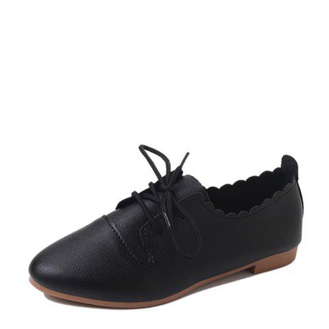 New Spring and Autumn Period and The New Flat with Soft Bottom Women's Shoes