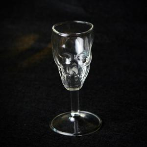 Skull Glass Whisky Cup red Wine Bone Cocktail Vodka -