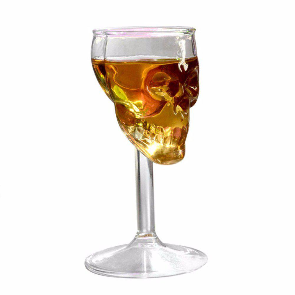 Cheap Skull Glass Whisky Cup red Wine Bone Cocktail Vodka
